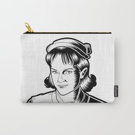 Peggy Olson Carry-All Pouch