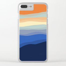 DISCOVERY ARRIVES IN LAYERS ... Clear iPhone Case