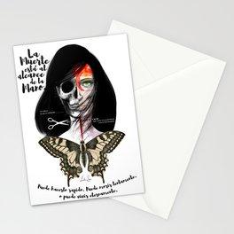Muerte Stationery Cards