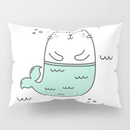 Merkitty Mint Green Pillow Sham