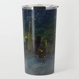 Star Whal Travel Mug