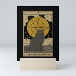 The Wheel of Fortune Mini Art Print