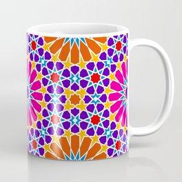 Alhambra 16 Point Star Coffee Mug