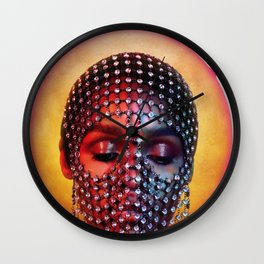 Janelle Monáe - Dirty Computer Wall Clock