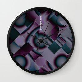 PureColor Wall Clock