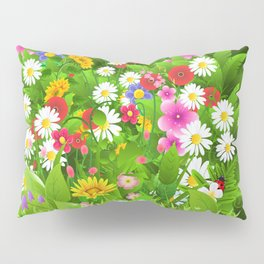 SPRING IS IN THE AIR Pillow Sham