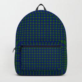 Farquharson Tartan Backpack