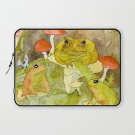 Toad Council Laptop Sleeve