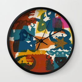 Ultra '66 Wall Clock