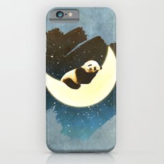 Sleeping Panda on the Moon iPhone 6 Slim Case