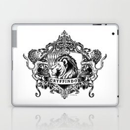 Gryffindor Crest Laptop & iPad Skin