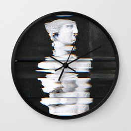 Digitex Triacotine 16 Wall Clock