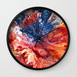 Broken Tree Wall Clock