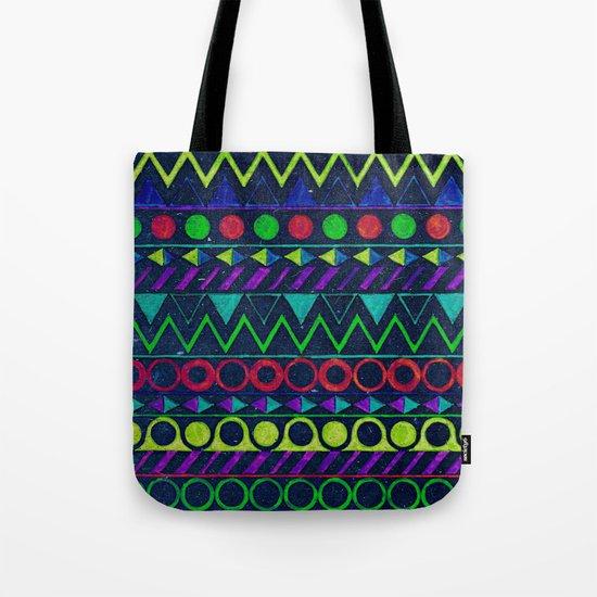 Billy Aztec Tote Bag
