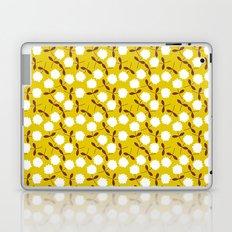 Daisy Mustard Laptop & iPad Skin