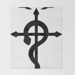 Alchemy Throw Blanket
