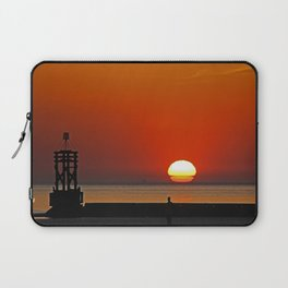 Another place Sunset Laptop Sleeve
