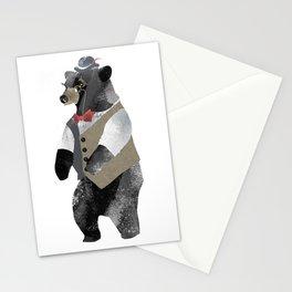 Fancy Bear Stationery Cards