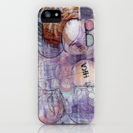 Sketchbook001 iPhone Case