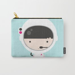 Miss Astronaut 1 Carry-All Pouch