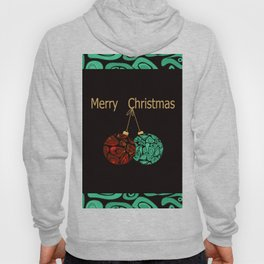 merry Christmas . Hoody