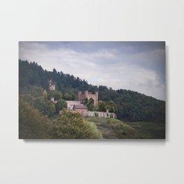 That Schloss Life Metal Print