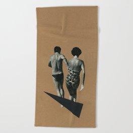 Beach Romance Beach Towel