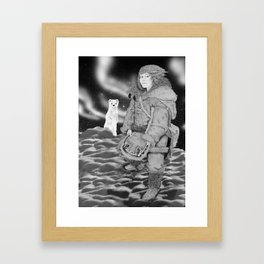 Lyra Belacqua Framed Art Print
