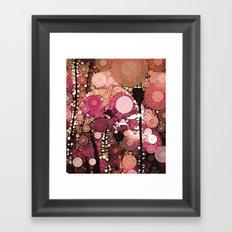 ::  Poppy-Dew :: Framed Art Print