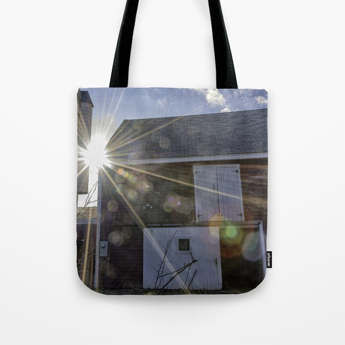Lane's Barn Tote Bag