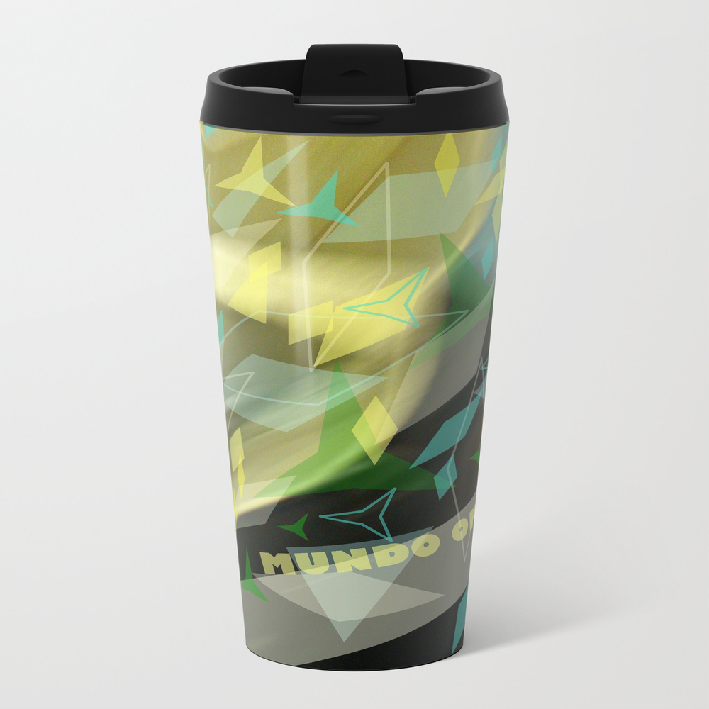 Opaque World: Garment In The Air. Travel Cup TRM857478