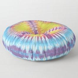 Peace Tie Dye Floor Pillow