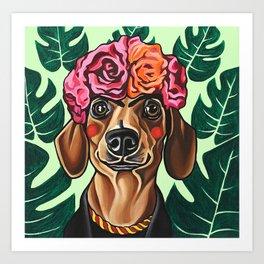 Frida Pawlo Art Print