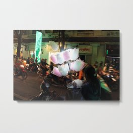 Sweet Ho Chi Minh Metal Print