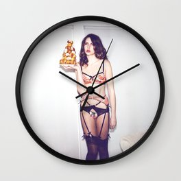Knickerbocker Glory 7 Wall Clock