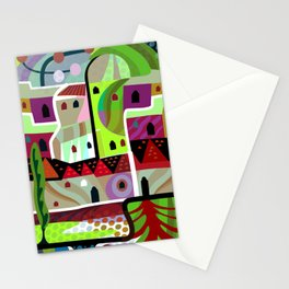 Hadrian's Malibu Castle Stationery Cards