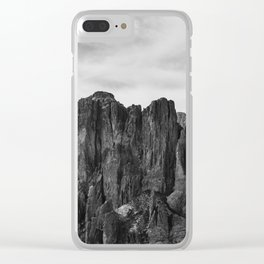 Superstition Mountains - Arizona Clear iPhone Case