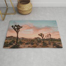 Joshua Tree IX / California Desert Rug