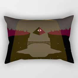 When Gravity Falls Rectangular Pillow