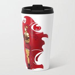 RWBY Pyrrha Travel Mug