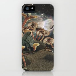 astral trip iPhone Case