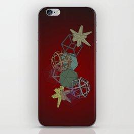 Geo Platonicus iPhone Skin
