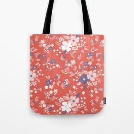 Wild Flowers II Tote Bag