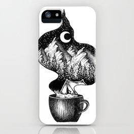 Tea Dreams iPhone Case