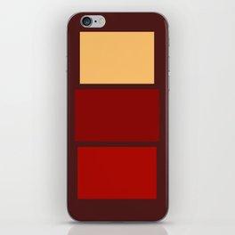 Iconic Painters: Mark Rothko iPhone Skin