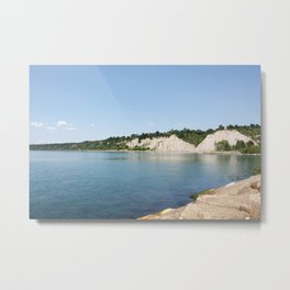 AFE The Bluffs Metal Print
