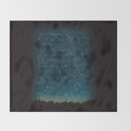 There IS somebody out there! Throw Blanket