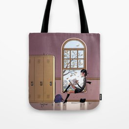 Journal de Karine Tote Bag