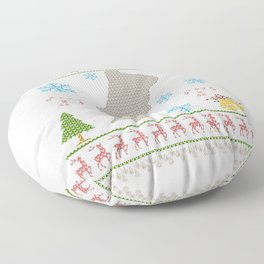 Portugal Christmas Ugly Shirt Portugese Shirt Floor Pillow