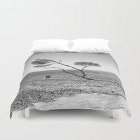 desert Duvet Covers featuring Desert by Frankpeti
